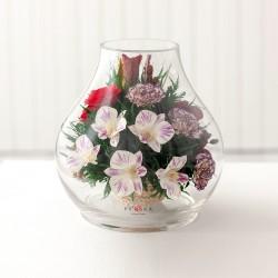 Миксы - орхидеи и розы
